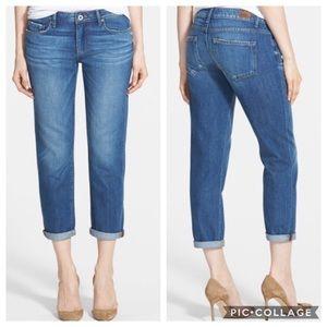PAIGE Jimmy Jimmy Crop Jeans Sz 28/6